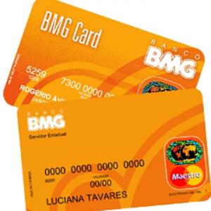 BMG Card